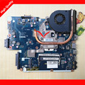 Original apto para acer aspire 5552g 5551g new75 la-5912p placa madre del ordenador portátil + disipador de calor = la-5911p mb. bl002.001 (mbbl002001) ddr3
