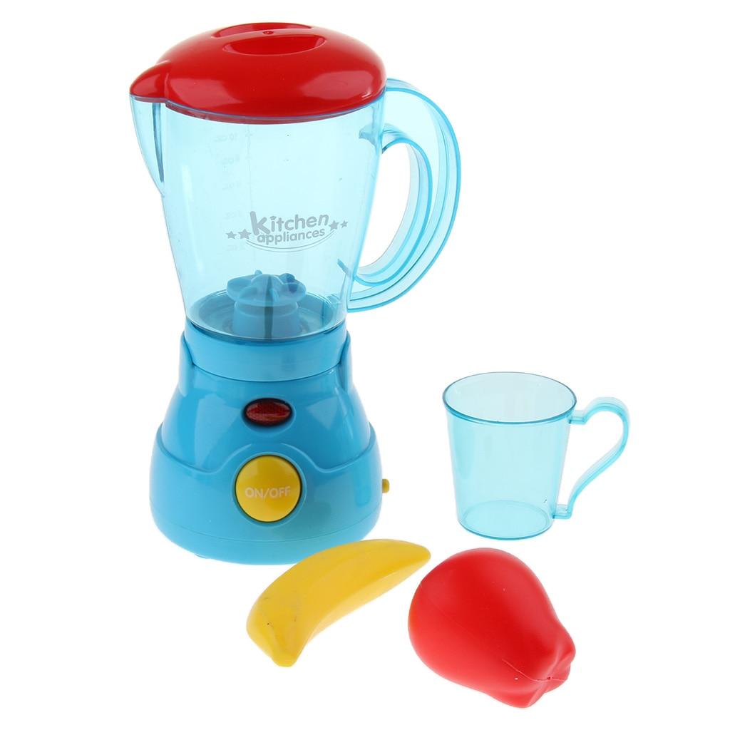 2pcs Play Kitchen Appliances Accessories Blender Juicer Imaginative Play Toys Kitchen Toys Aliexpress