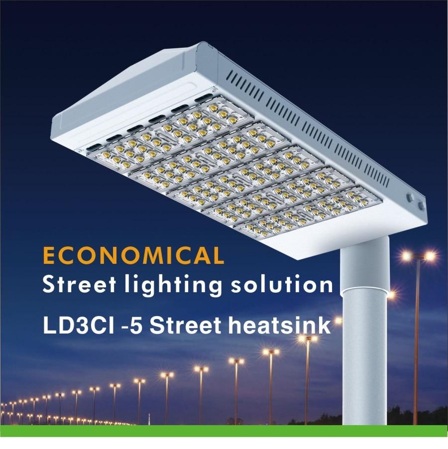 150W Led Street Light Street Lighting Lamp AC85-265V IP65 Street Lights with MeanWell Driver Bridgelux Chip LED Street Light