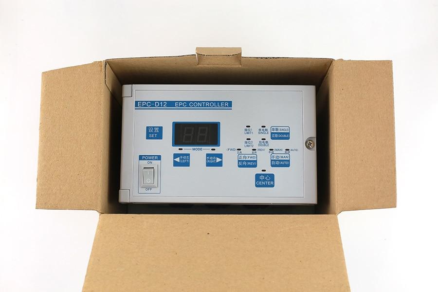 Photoelectric Correction Controller,  Photoelectric Corrective Control System WEB GUIDE Controller
