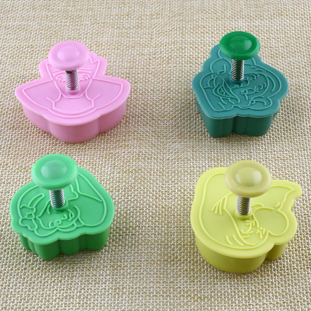 Decorative Pastry Plungers