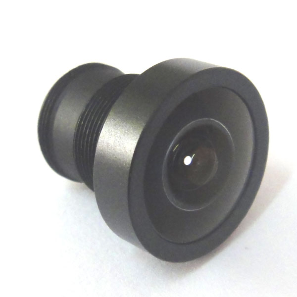 8pcs/lot 1/3 2.1mm 150 Degrees Wide Angle CCTV Lens Camera IR Board for CCD Cam