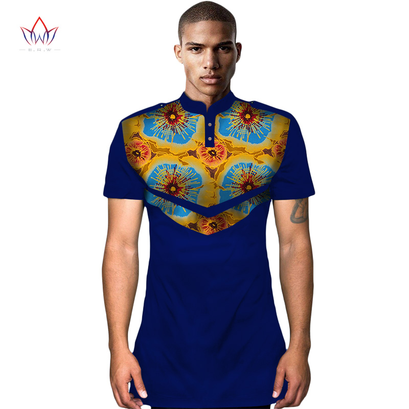 New fashion african print dashiki for men black t shirt for Black t shirt mens fashion