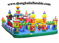Big Playground trampoline children amusement park  kids playground equipment