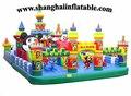 Big trampolim Playground do parque de diversões crianças crianças equipamentos de playground