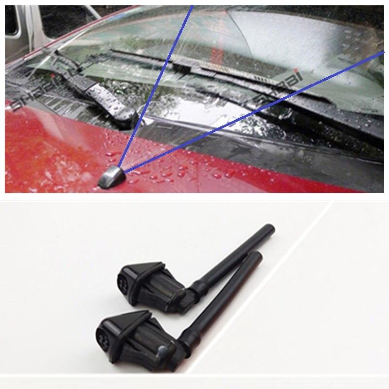Geely SC7 Prestige,SL,FC,Vision,Car front windshield refit spray nozzle,fan-shaped injection