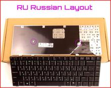 Новая Клавиатура RU Русский Версия для ASUS X83 X83V X83Vb X83Vm X80 X80H X80S X80L X80A X80N W3000 Ноутбук