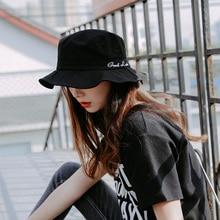 2019 New Bucket cap Man Women Unisex cotton Hat Bob Caps Hip Hop cool outdoor sports Summer ladies Beach Sun Fishing