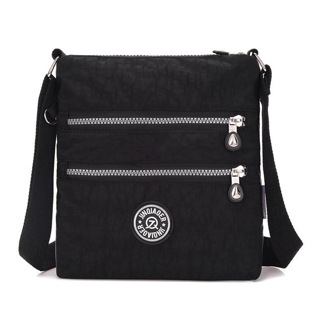 Small Nylon Messenger Bag...