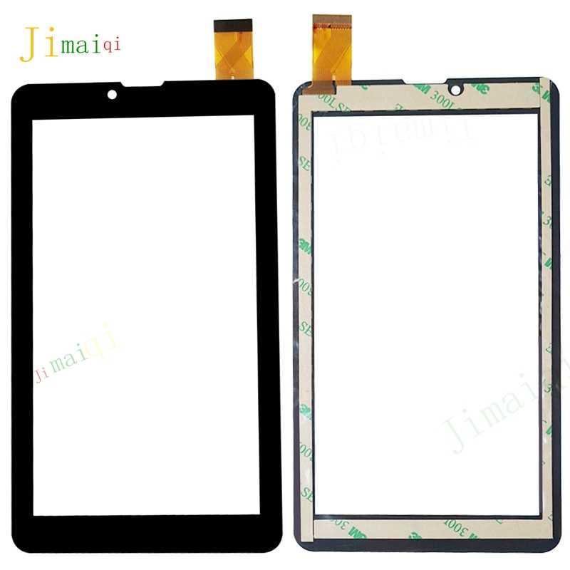 Nowy dla Prestigio MultiPad Wize PMT3047 3G 3047 7 cal ekran dotykowy panel dotykowy wymiana czujnika w digitizerze