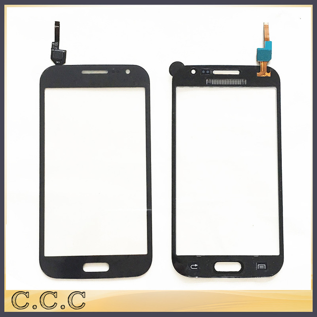 10 pcs/lot Touch screen digitizer for Samsung Win Duos i8552 GT-i8552 touch panel front glass lens