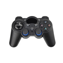 Free  Shipping Game controller/Black wireless gamepad with USB & Bluetooth computer mobile phone joystick