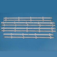TV LED Backlight Strip For LG 47LN542V 47LN543V 47 inchs Bands Light Bars Lamps Strips Complete Set Replacement