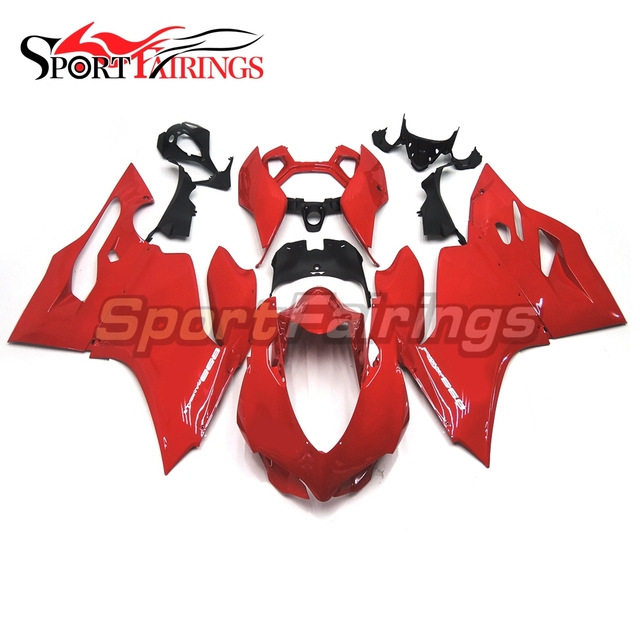 Full Fairings For Ducati 1199 899 Year 2012 2013 Sportbike Abs