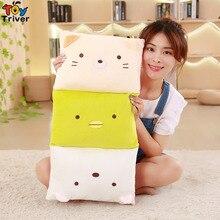 1pc Japanese Animation Sumikko Gurashi Doll San-X Corner Bio Pillow Cushion Cartoon Plush Toy Birthday Gift Home Decor Triver