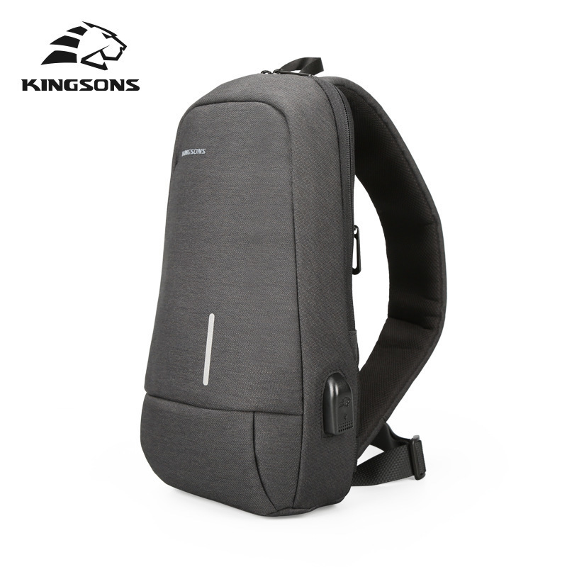 Guard Chest Casual Backpack Fashion Package Large Capacity Functional