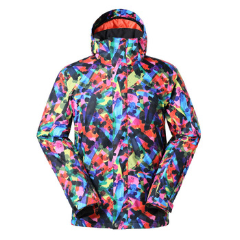 New Winter Ski Jackets Suit Men Outdoor Thermal Waterproof Snowboard Jackets Climbing Snow Skiing Clothes
