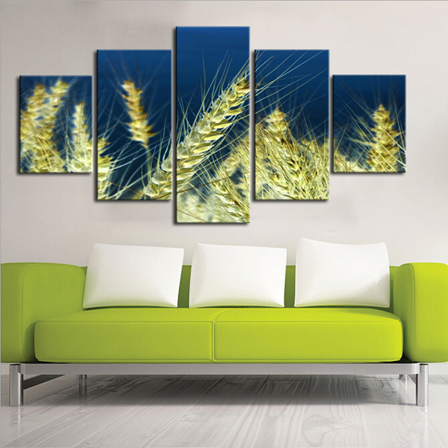 Spray Painting Waterproof Ink Canvas Printings Wheat Canvas Wall Art High Definition Print On Canvas Unique : wall art spray paint - www.pureclipart.com