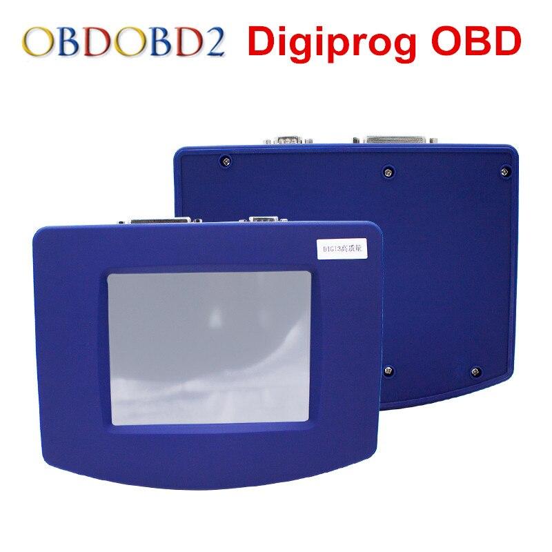 FTDI Digiprog III OBD Version Multi-languages Digiprog 3 V4.94 Odometer Programmer With OBD2 ST01 ST04 Cable Odometer Digiprog3 free shipping digiprog iii with obd good price&high quality main unit for digiprog iii with obd2 cable hot selling