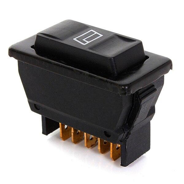 12V Universal Car Power Electric Window Control ON//OFF//ON Rocker Switch