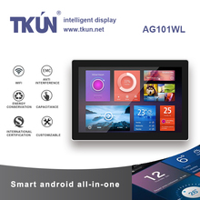 TKUN 10.1 inch capacitive multi-touch all-in-one machine android all-in-one.