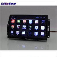 Liislee Car Android 6.0 GPS Navigation Multimedia For Dodge Caliber 2006~2008 Radio Screen Audio Video No CD DVD Player System