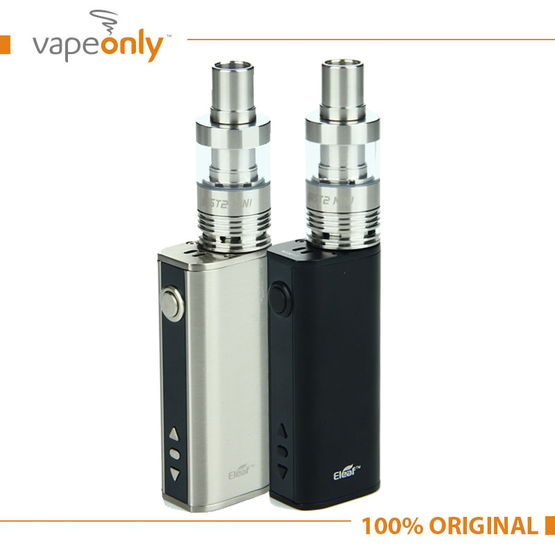 Hot Sale Eleaf 40W TC Starter Kit Vape with iStick 2600mAh Battery MOD iJust 2 Mini