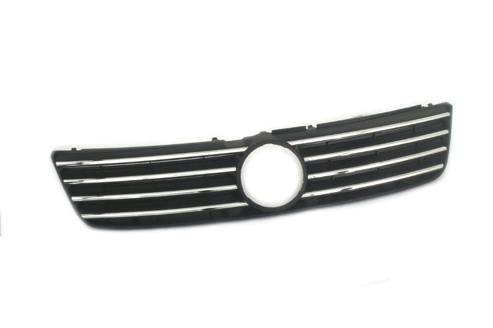 Replacement Chrome Front Center Grille For VW Volkswagen Passat B5 98 01