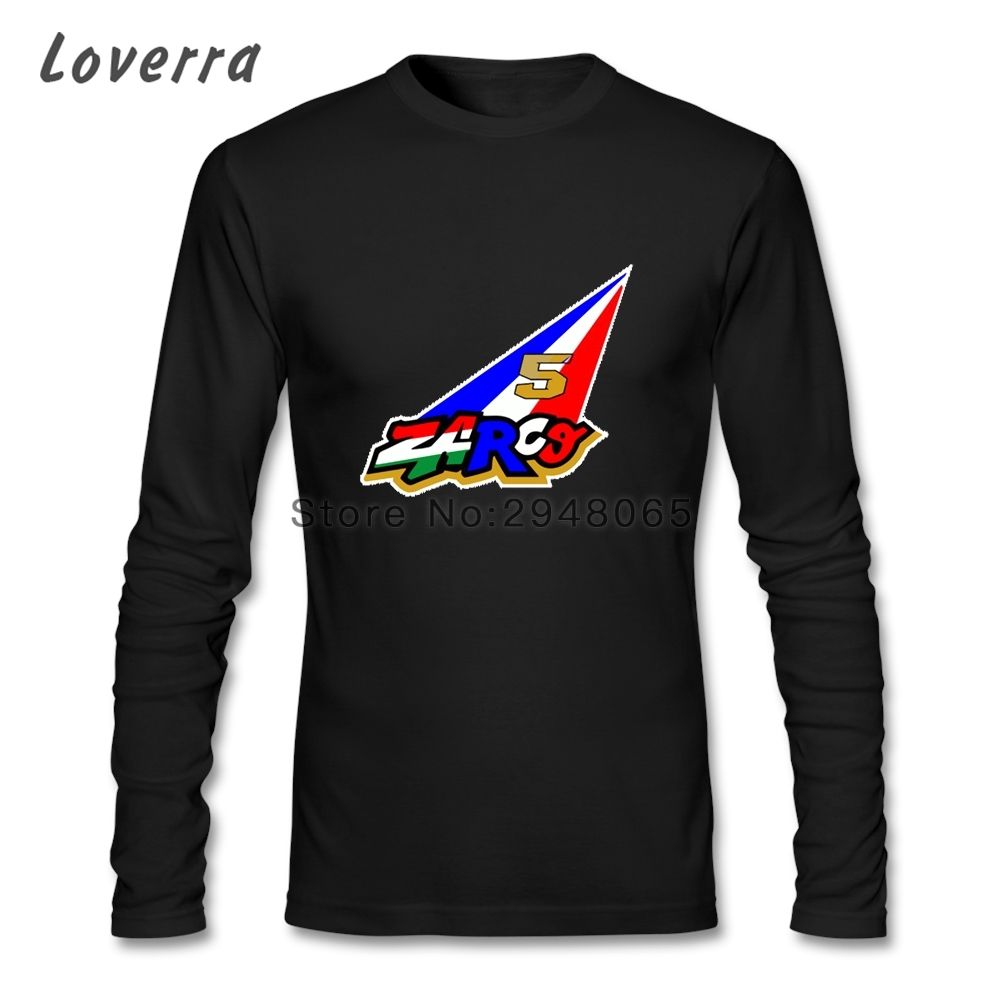 johan zarco motogp logo t shirt homme autumn fitness brand clothing cotton long sleeve male. Black Bedroom Furniture Sets. Home Design Ideas