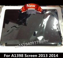 Фирменная Новинка для MacBook Pro Retina 15.4 «A1398 ЖК-дисплей LED Экран Дисплей сборки поздно 2013 MID 2014