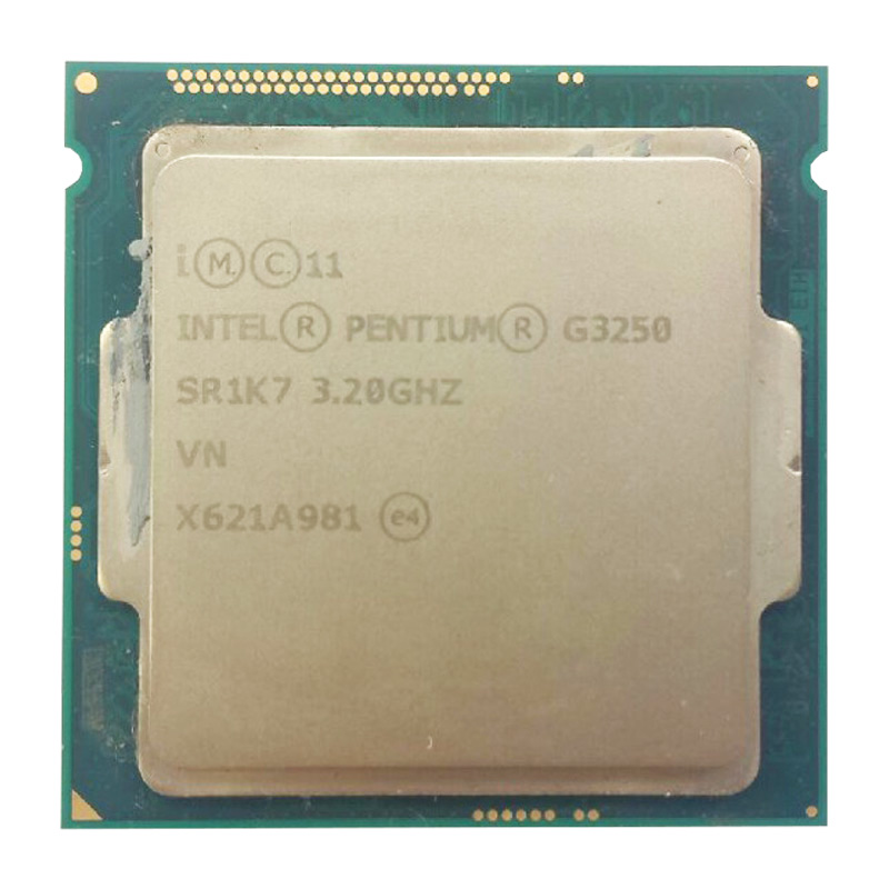 Intel Pentium Processor G3250 3.2g LGA1150 22 Nanometers LGA1150 3M Cache Dual-Core CPU Processor TPD 53W ,have A G3220 Sale