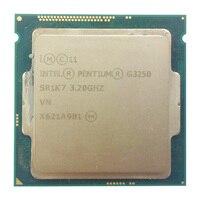 Intel Pentium Processor G3250 3.2g LGA1150 22 nanometers LGA1150 3M Cache Dual Core CPU Processor TPD 53W  have a g3220 sale|intel pentium processor|pentium processor|cpu processor -