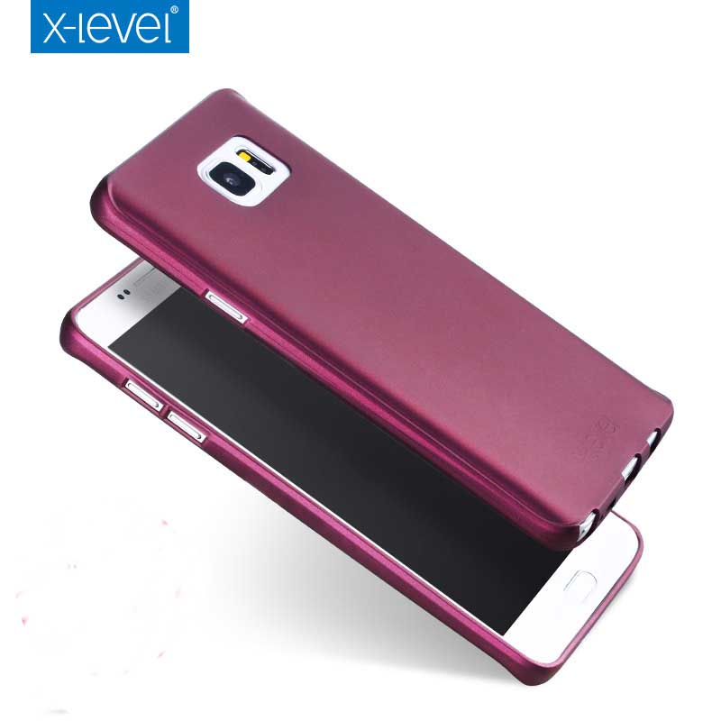 X-Level Guardian Soft Matte TPU Case for Samsung Galaxy Note 5 Scrub Back Cover for Samsung Note5 N920A N920I Silicone Case Capa