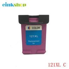 Ink Cartridge For HP 121 121XL Color for Deskjet F4283 F2423 F2483 F2493 F4583 D1663 D2500 D2560 D2563 D2660