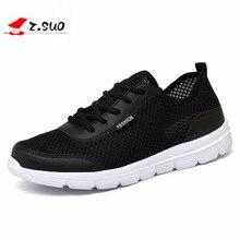 Men Shoes 2017 Summer Fashion Breathable Men Casual Shoes Lace Up High Quality Couple Flat Mesh Shoes Plus Size 35-48