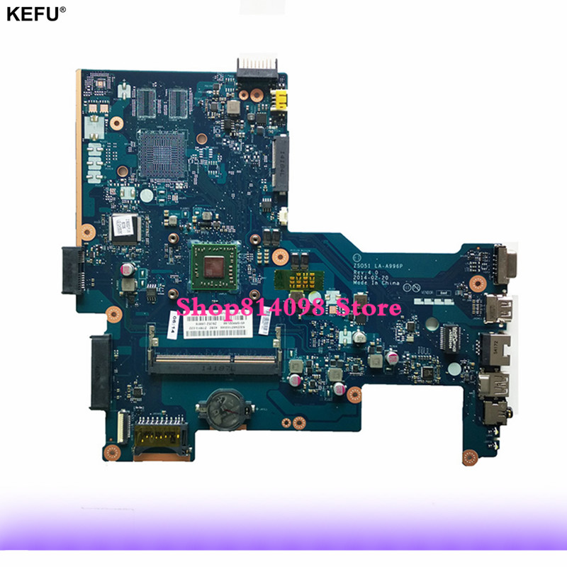 764001-501 764001-001 FOR HP 15-G 255 G3 Laptop Motherboard LA-A996P A4-6210 motherboard 100% Tested764001-501 764001-001 FOR HP 15-G 255 G3 Laptop Motherboard LA-A996P A4-6210 motherboard 100% Tested