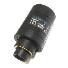 """1/3 """"5-50 мм объектив CCTV Мп ИК F1.6 диафрагма M14 MTV расстоянием ручной диафрагмой для безопасности IP Камера"""