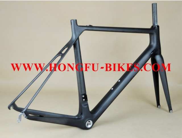 T1000 2014 Carbon road frame, Hongfu bike, NEW Full carbon road bike ...