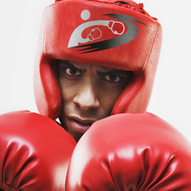 Capacete protetor de cabeça muay thai boxe taekwondo mma karate sparring kickboxing