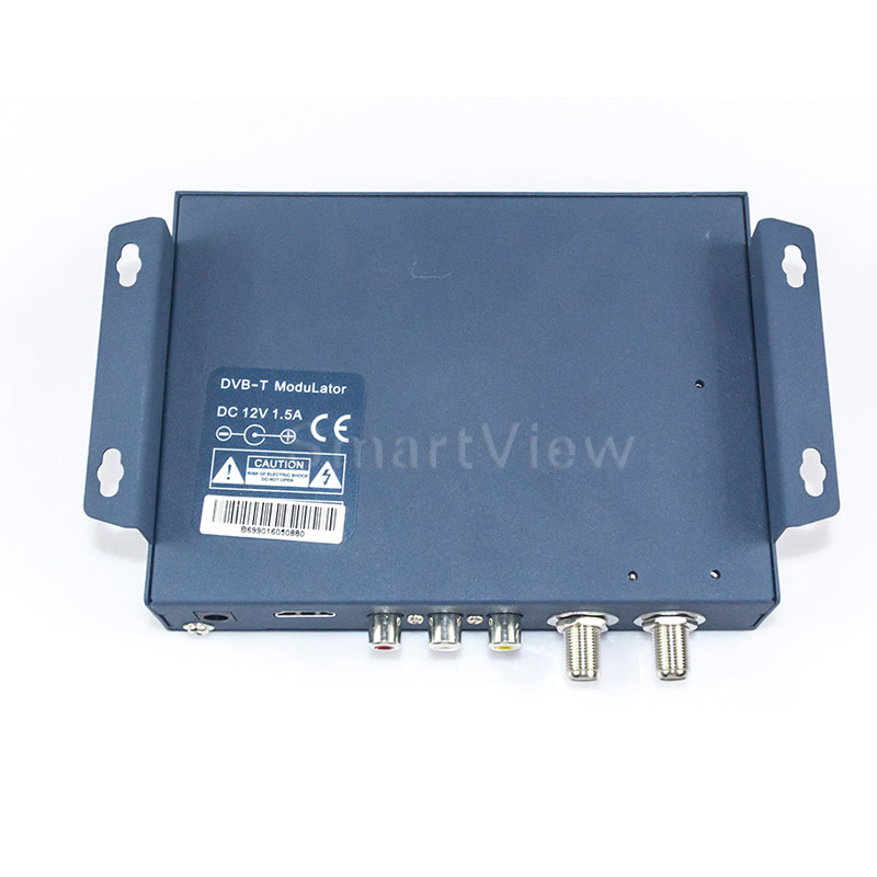 Image 5 - Original Satlink DVB T WS 6990 Terrestrial Finder 1 Route DVB T modulator/ AV/ HD Meter WS6990 Satlink 6990 Digital Meter Finder-in Satellite TV Receiver from Consumer Electronics