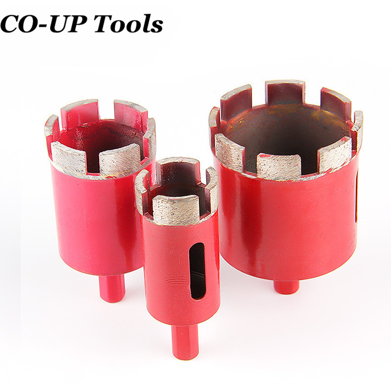 1pc 45mm Drilling Dia Hollow Core Wall Hole Saw Cutter Tool for Brick Tile