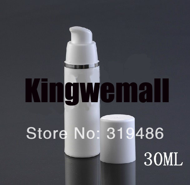 30ML airless bottle,cosmetic packing lotion bottle GA46