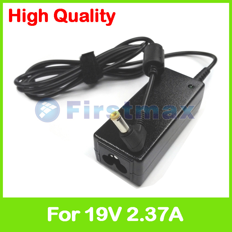 19V 2.37A 45W laptop ac adapter charger for Medion Akoya S4220 MD99660 Akoya S6219 MD60027 MD99862 MD99971 MD99982 MD99998