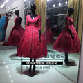 New Half Sleeves Ankle-length Short Wedding Dress Customer Order Color