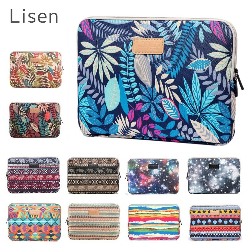 2018 Brand Lisen Sleeve Case For Laptop 11″,12″,13″,14″,15″,15.6 inch, For ipad 9″, Bag For MacBook Air Pro 13.3″, Free Shipping
