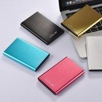 HDD 2 5 250gb Portable External Hard Drive USB3 0 80GB Hard Disk 120GB Hd Externo