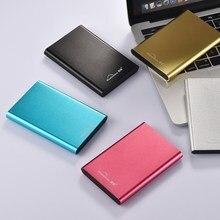 HDD 2,5 «250 ГБ Портативный внешний жесткий диск USB3.0 80 ГБ жесткий диск 120 ГБ Hd экстерно для ноутбука настольный 1 ТБ