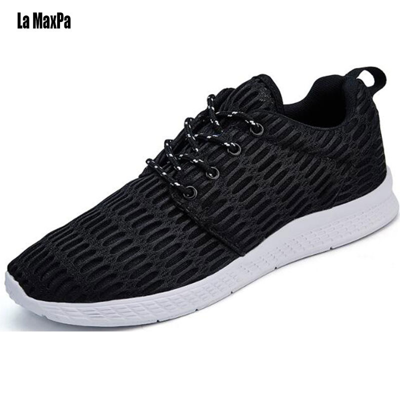 Woman Sport Sneakers Sports Woman Running Shoes Outdoor Walking Unisex Sport Shose For Couple 2018 Spring Breathable Mesh Shoe