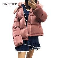 Модные женские теплые пальто на осень зиму, женские пуховики высокого качества, Брендовые женские пуховики