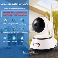 Daytech Home Security HD 720P Wireless Wifi IP Camera Video Surveillance Night Vision Motion Dectection Baby